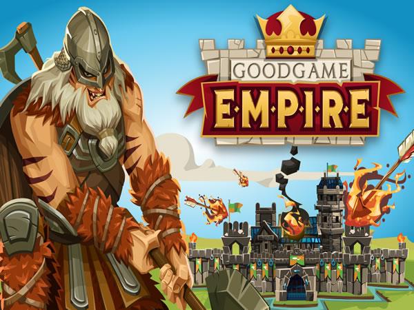 Goodgame Empire im Vollbildmodus